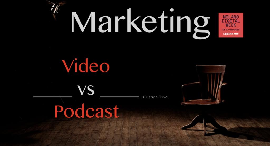 video marketing podcast marketing